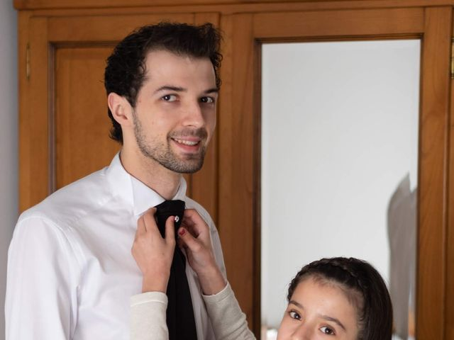 O casamento de Filipe e Helena em Carvalhosa, Paços de Ferreira 4
