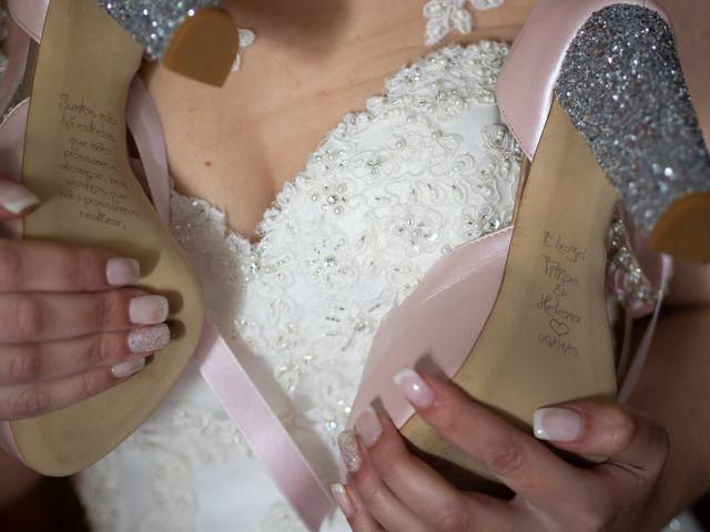 O casamento de Filipe e Helena em Carvalhosa, Paços de Ferreira 9