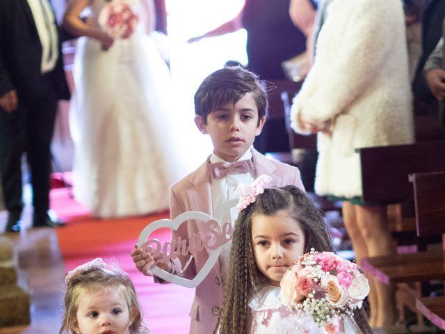 O casamento de Filipe e Helena em Carvalhosa, Paços de Ferreira 11
