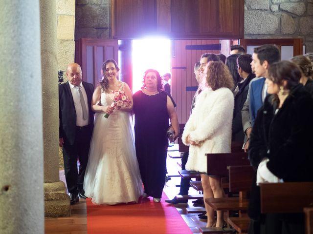 O casamento de Filipe e Helena em Carvalhosa, Paços de Ferreira 12