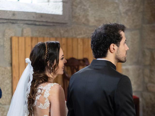 O casamento de Filipe e Helena em Carvalhosa, Paços de Ferreira 13