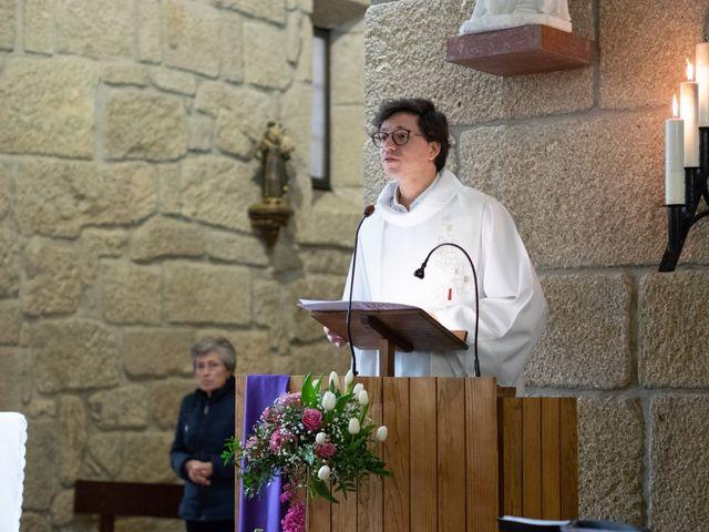 O casamento de Filipe e Helena em Carvalhosa, Paços de Ferreira 14