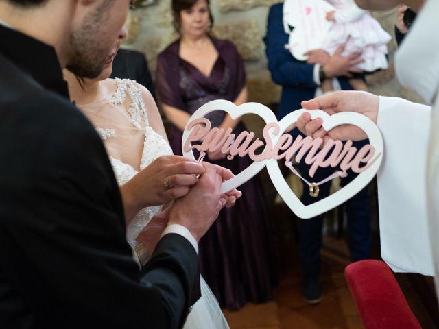 O casamento de Filipe e Helena em Carvalhosa, Paços de Ferreira 15