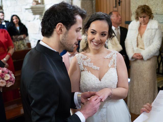 O casamento de Filipe e Helena em Carvalhosa, Paços de Ferreira 16