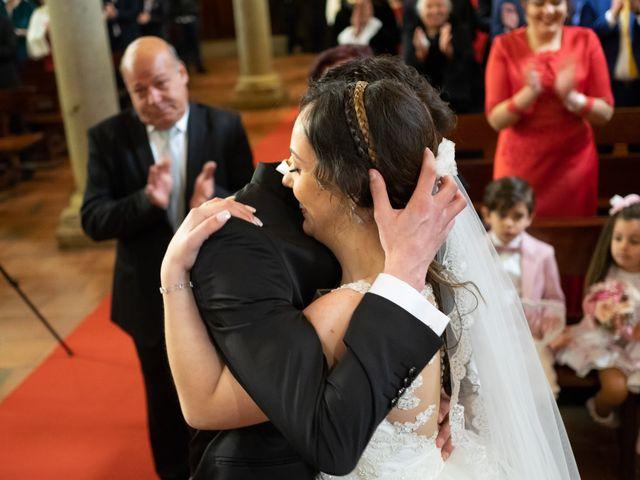O casamento de Filipe e Helena em Carvalhosa, Paços de Ferreira 18