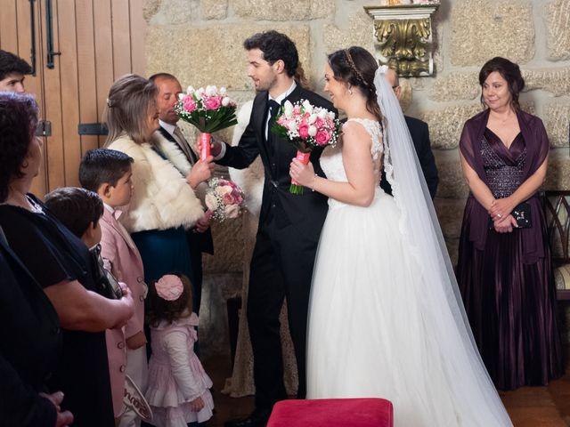 O casamento de Filipe e Helena em Carvalhosa, Paços de Ferreira 20