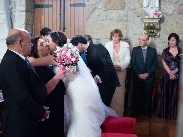 O casamento de Filipe e Helena em Carvalhosa, Paços de Ferreira 22