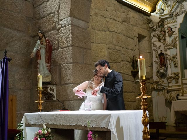 O casamento de Filipe e Helena em Carvalhosa, Paços de Ferreira 23