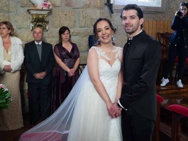 O casamento de Filipe e Helena em Carvalhosa, Paços de Ferreira 24
