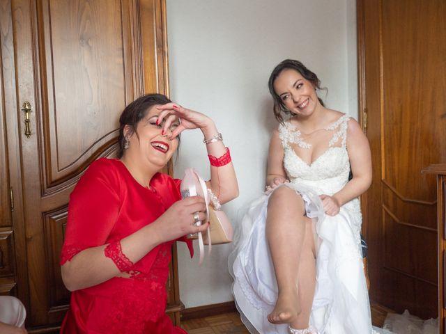 O casamento de Filipe e Helena em Carvalhosa, Paços de Ferreira 36