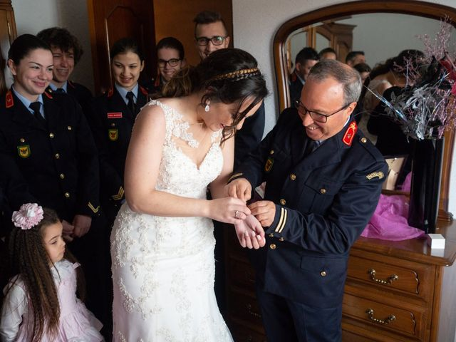 O casamento de Filipe e Helena em Carvalhosa, Paços de Ferreira 39