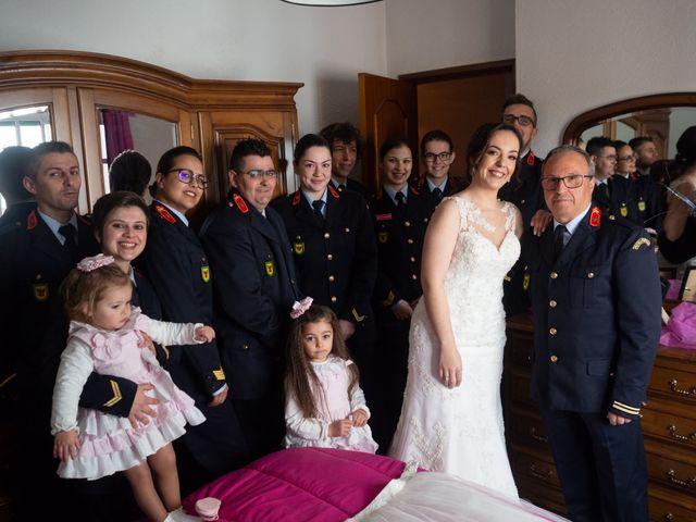 O casamento de Filipe e Helena em Carvalhosa, Paços de Ferreira 40