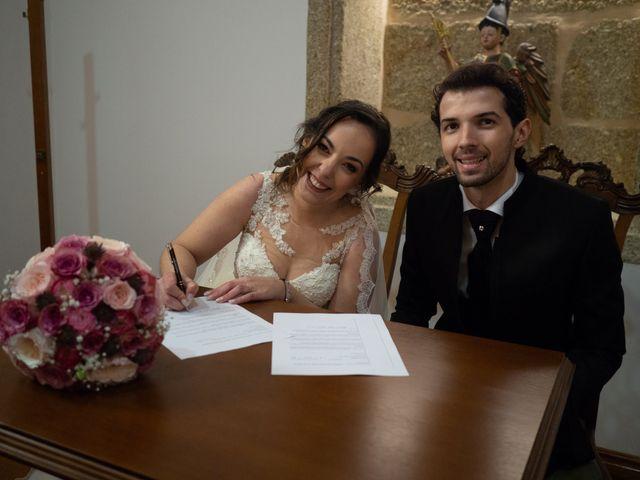 O casamento de Filipe e Helena em Carvalhosa, Paços de Ferreira 55