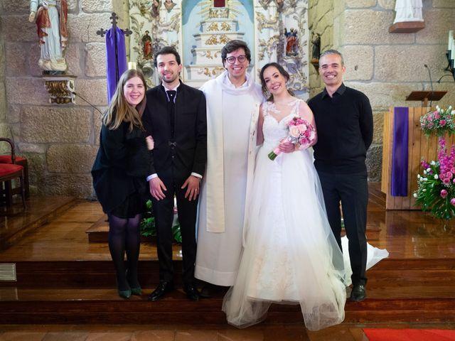 O casamento de Filipe e Helena em Carvalhosa, Paços de Ferreira 56