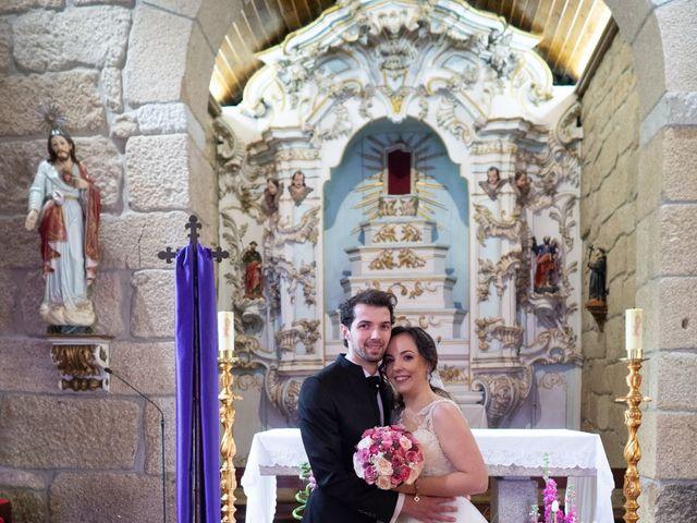 O casamento de Filipe e Helena em Carvalhosa, Paços de Ferreira 57
