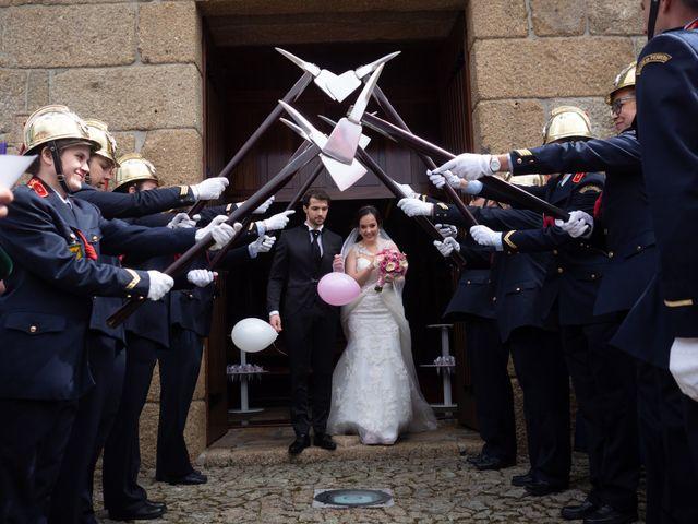 O casamento de Filipe e Helena em Carvalhosa, Paços de Ferreira 58