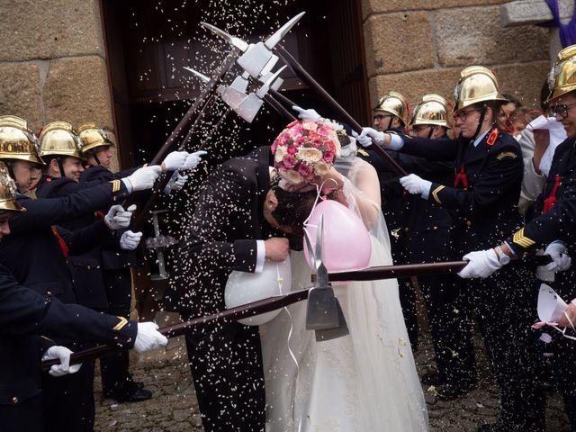O casamento de Filipe e Helena em Carvalhosa, Paços de Ferreira 59
