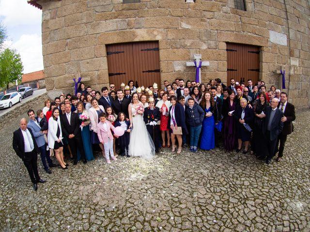 O casamento de Filipe e Helena em Carvalhosa, Paços de Ferreira 60