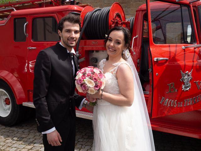O casamento de Filipe e Helena em Carvalhosa, Paços de Ferreira 62