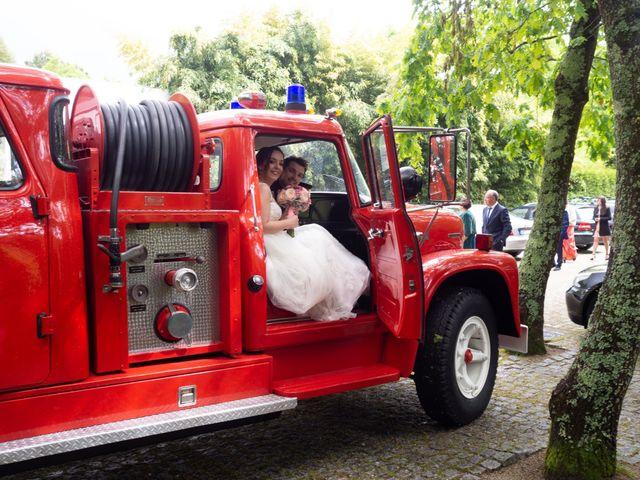 O casamento de Filipe e Helena em Carvalhosa, Paços de Ferreira 63