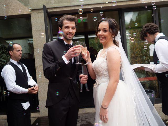 O casamento de Filipe e Helena em Carvalhosa, Paços de Ferreira 66