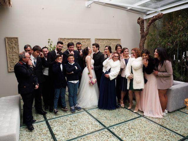 O casamento de Filipe e Helena em Carvalhosa, Paços de Ferreira 67