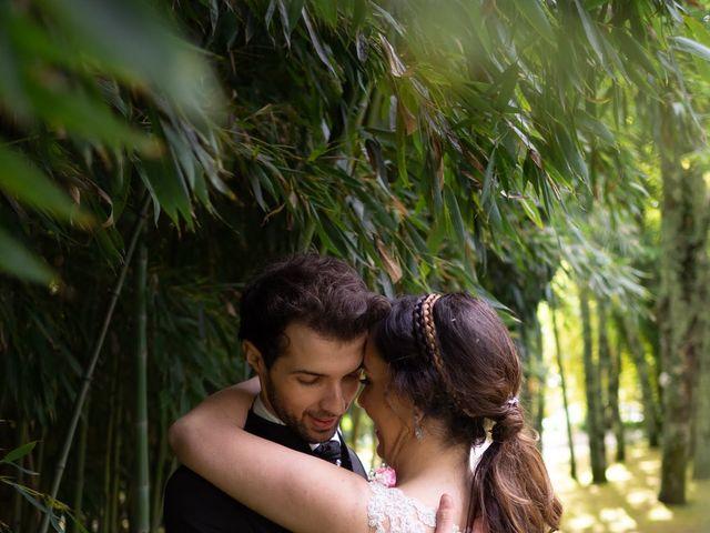 O casamento de Filipe e Helena em Carvalhosa, Paços de Ferreira 71
