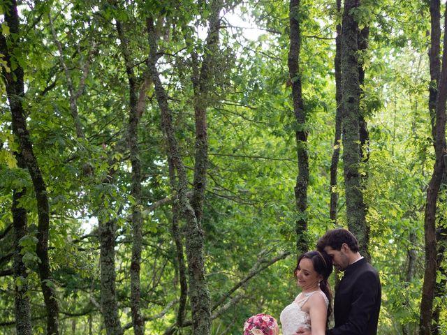 O casamento de Filipe e Helena em Carvalhosa, Paços de Ferreira 75