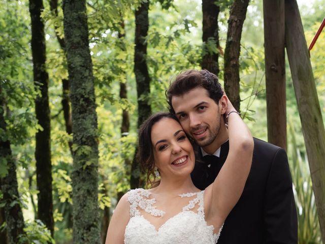 O casamento de Filipe e Helena em Carvalhosa, Paços de Ferreira 76