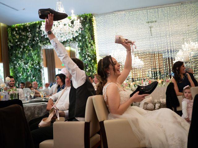 O casamento de Filipe e Helena em Carvalhosa, Paços de Ferreira 78
