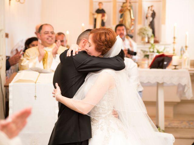 O casamento de Bárbara e João