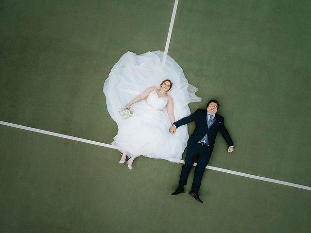 O casamento de Joana e Edgar
