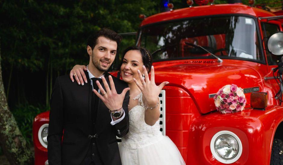 O casamento de Filipe e Helena em Carvalhosa, Paços de Ferreira