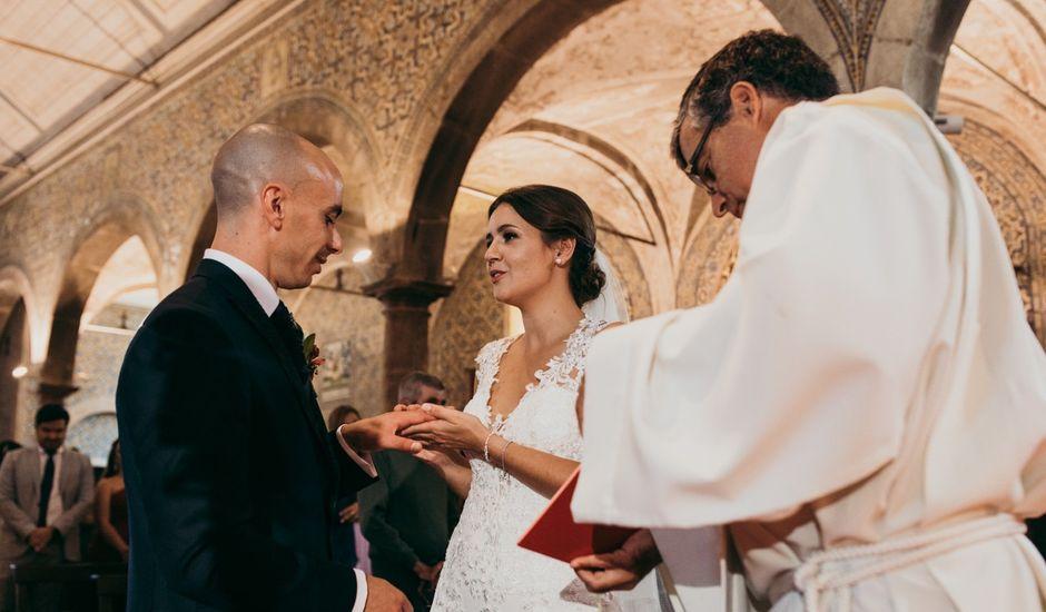 O casamento de Dinis e Joana em Setúbal, Setúbal (Concelho)