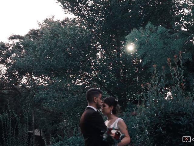 O casamento de Tiago e Débora em Viseu, Viseu (Concelho) 1
