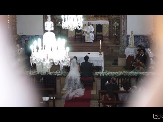 O casamento de Francisco e Catarina em Alenquer, Alenquer 1