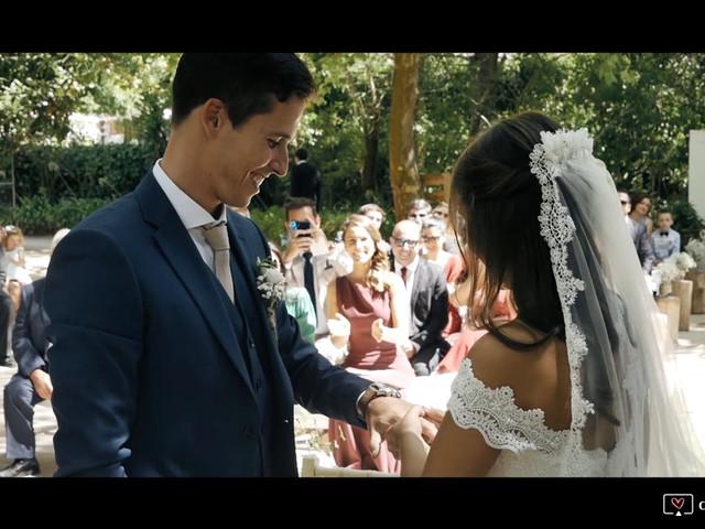 O casamento de David e Sara em Carvoeira, Torres Vedras 1
