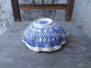 Taças Azul Cobalto