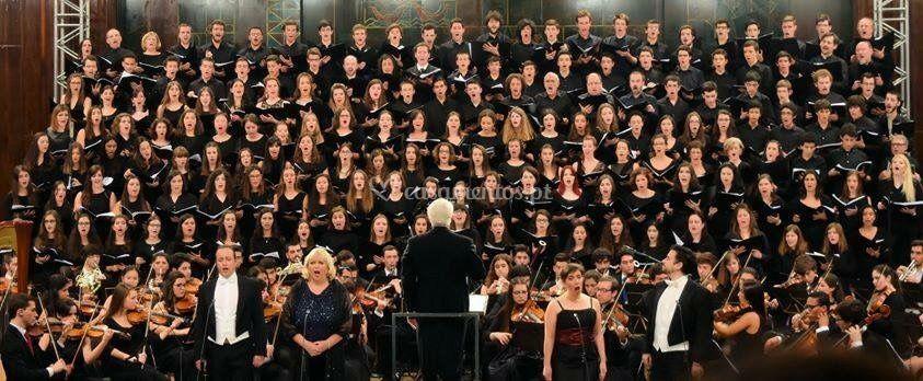 Concerto na Aula Magna