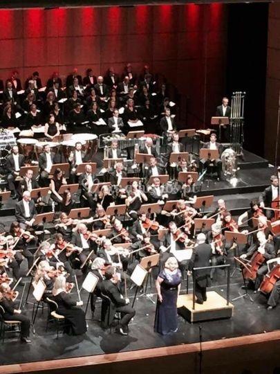 Concerto no CCB