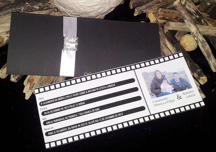 Convite Cinema