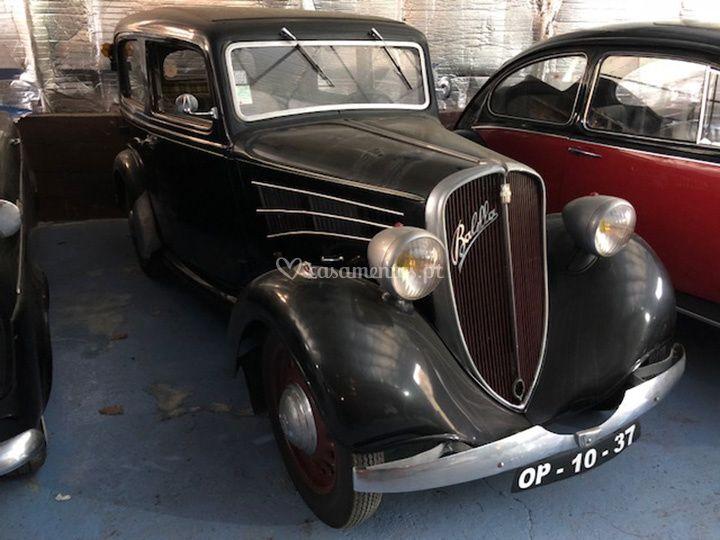 Fiat Balila 1940