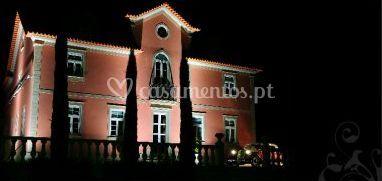 Iluminação noite Bica Cruz