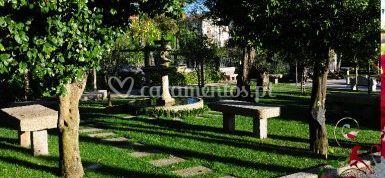 Os jardins Bica Cruz