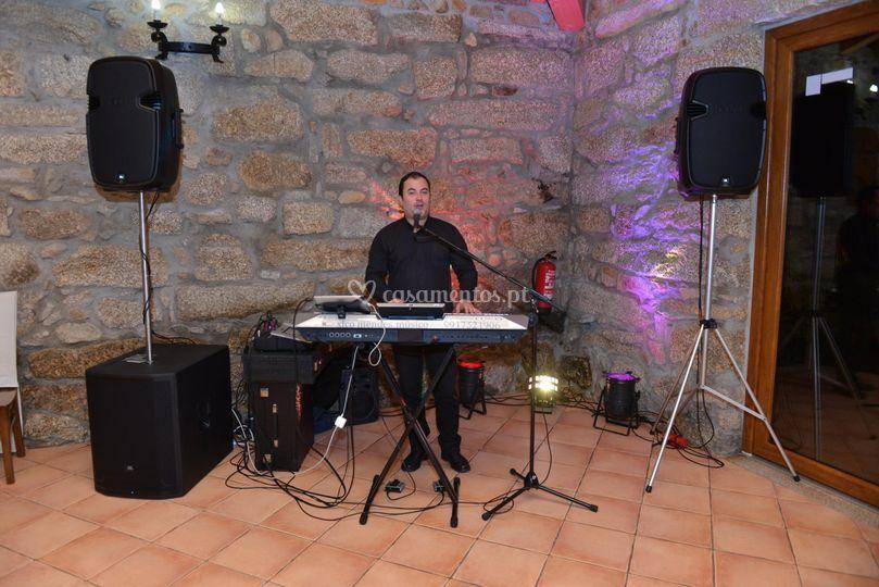 Xico Mendes Musico