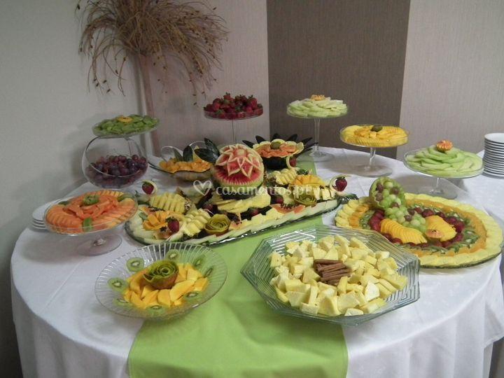 Buffet de Frutas