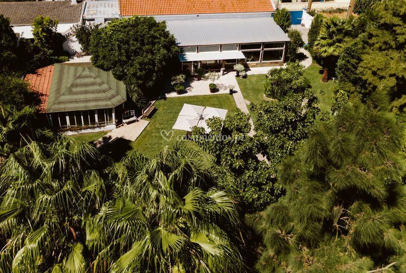 Quinta do Sal - Panorâmica