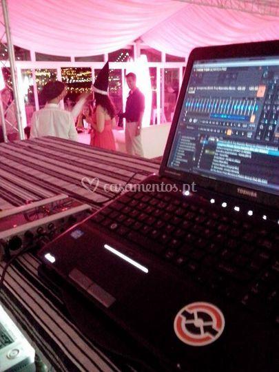 DJ Animação