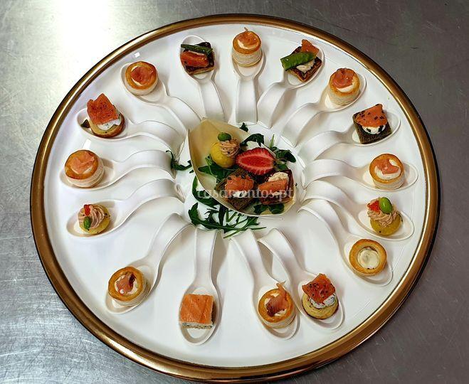 Catering galhetas