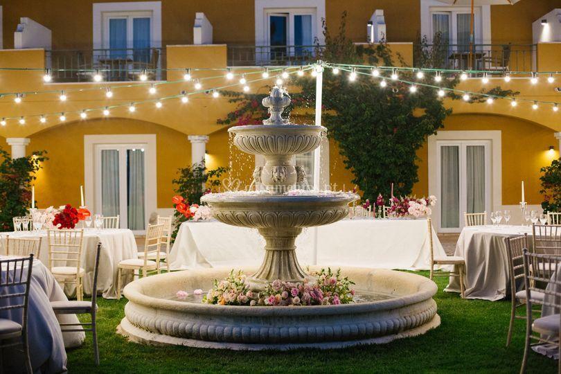 Al Fresco at Fountain Garden